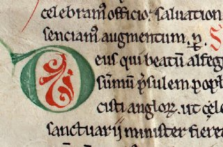 The Saint Alphegus Missal, UiB: n n